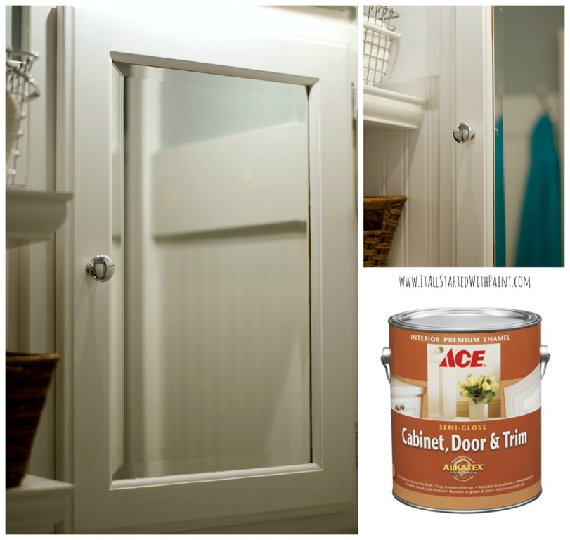 Ace Cabinet Door Trim Paint Reviewg It All Started With Paint