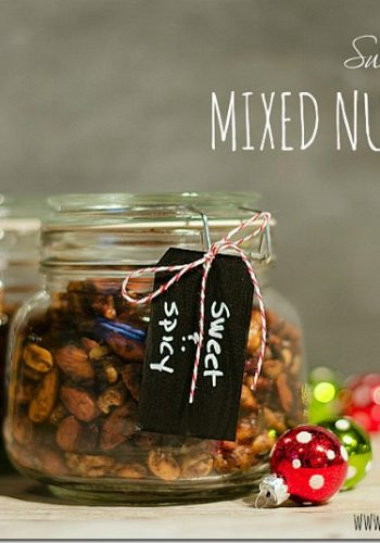 Mixed Nuts Sweet & Spicy