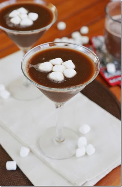 Hot Chocolate Martini 1