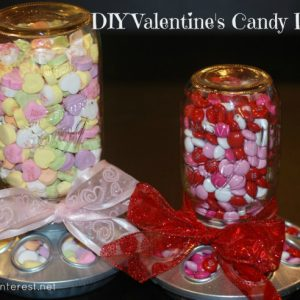 Valentine's Candy Dish