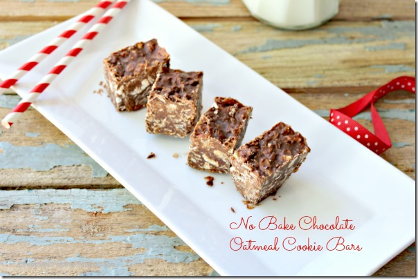 No-Bake-Chocolate-Chip-Oatmeal-Cookie-Bars