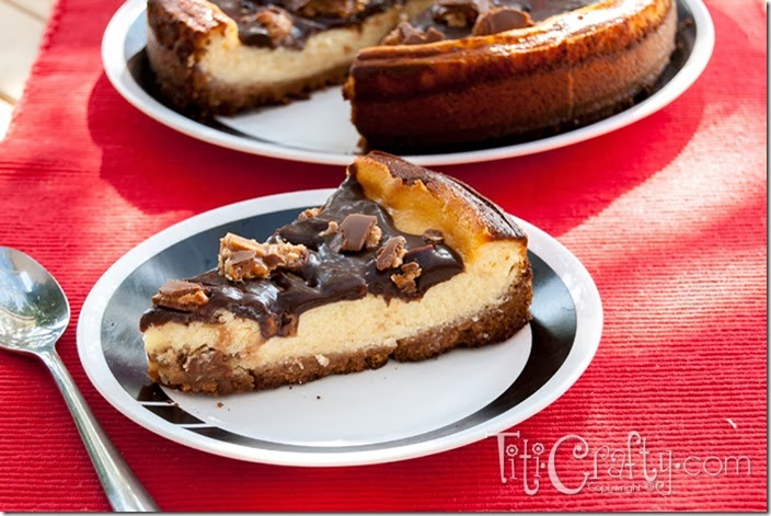 Snickers-Chunks-Cheesecake-DIY-Recipe