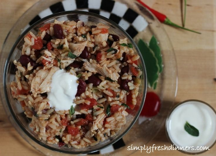 Mexican Tomato Rice And Beans Recipe — Dishmaps