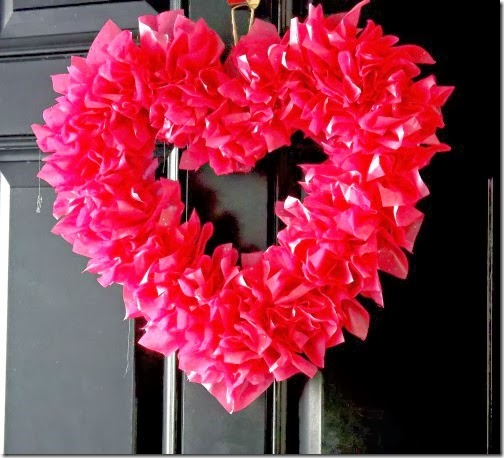 valentine-wreath-tissue-paper