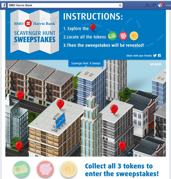 BMO Sweepstakes