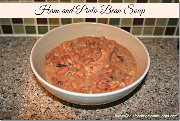 Ham and Bean Soup1