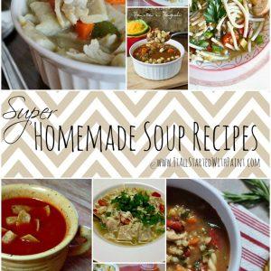 Super Soup Recipes