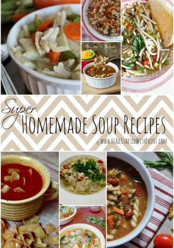 Super Soup Recipes
