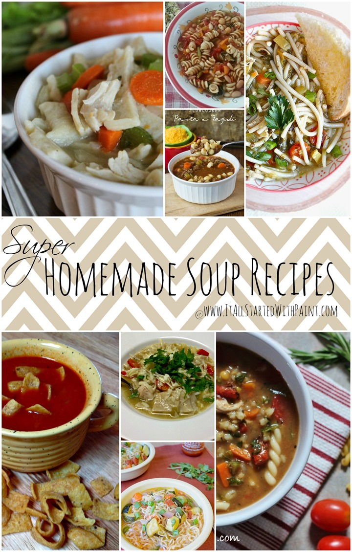 Home-made-soup-recipes