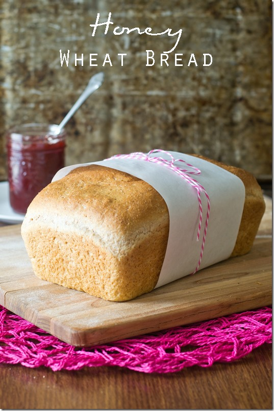 honey-wheat-bread-recipe
