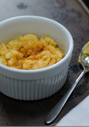 Crock Pot Macaroni & Cheese