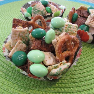 st patrick day treat idea
