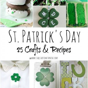 St. Patrick Day Craft Recipe Ideas