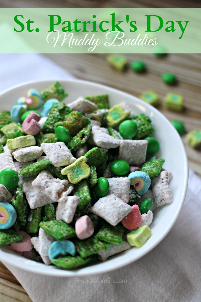 St. Patrick Day Recipe Ideas