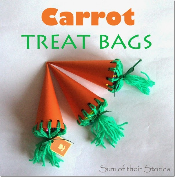 Carrot treat bags 2