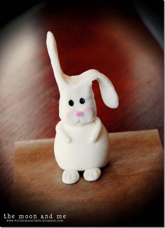 easter bunny cake topper 20