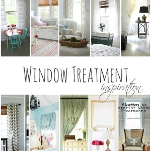Windows & Window Treatments & A $500 Gift Card Giveaway