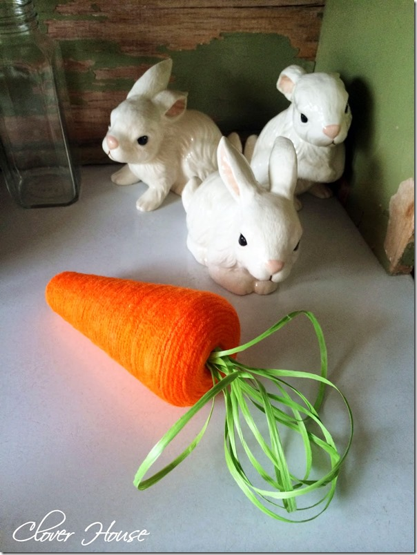yarn-carrot-craft