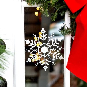 Let it snow let it snow let it snow doordecorhellip