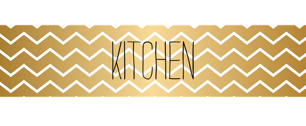 Kitchen Home Tour