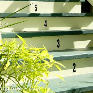 numbered steps
