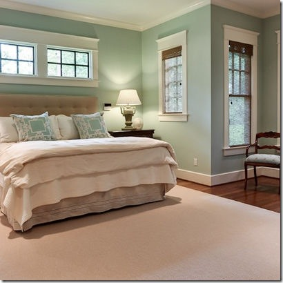 blue-bedroom Houzz