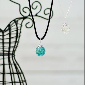 Cracked Marble Jewelry