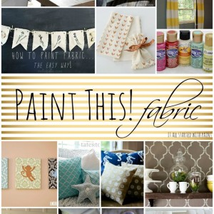 Paint This! Fabric