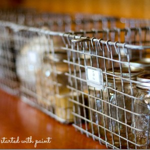 how to age locker basket wire basket