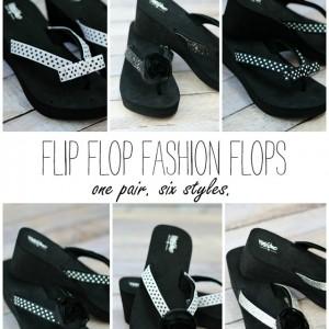 flip flop diy