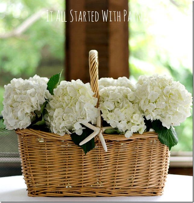 navy-white-screen-porch-hydrangea