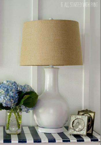 Lamp Makeover: Third Time's A Charm