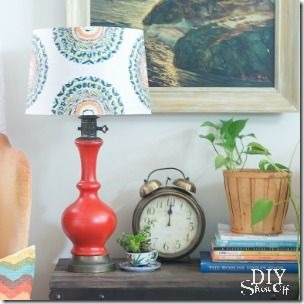 Lamp-Makeover DIY Showoff