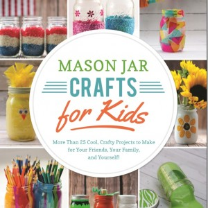 kid crafts using mason jars