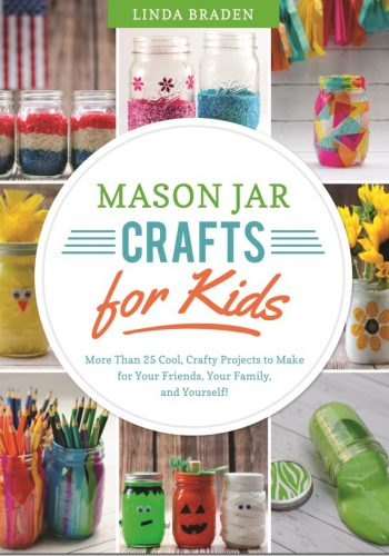 kid crafts using mason jars