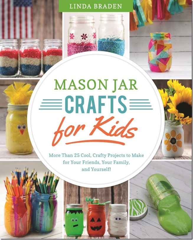 Mason jar projects kid crafts using mason jars solutioingenieria Gallery