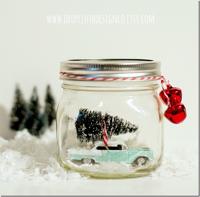 car-with-tree-in-mason-jar-christmas-decoration-2 1