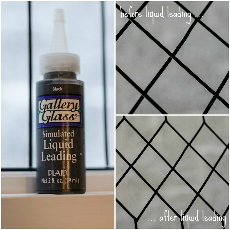 Gallery Glass Window Color Paint Instructions