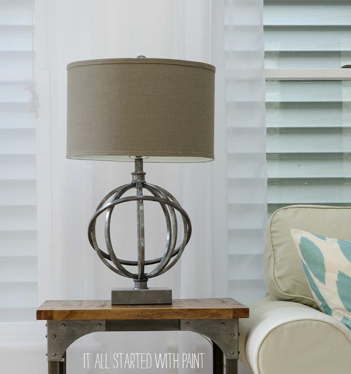 Lovely birch lane lamp