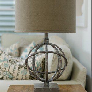 Industrial Look Table Lamps