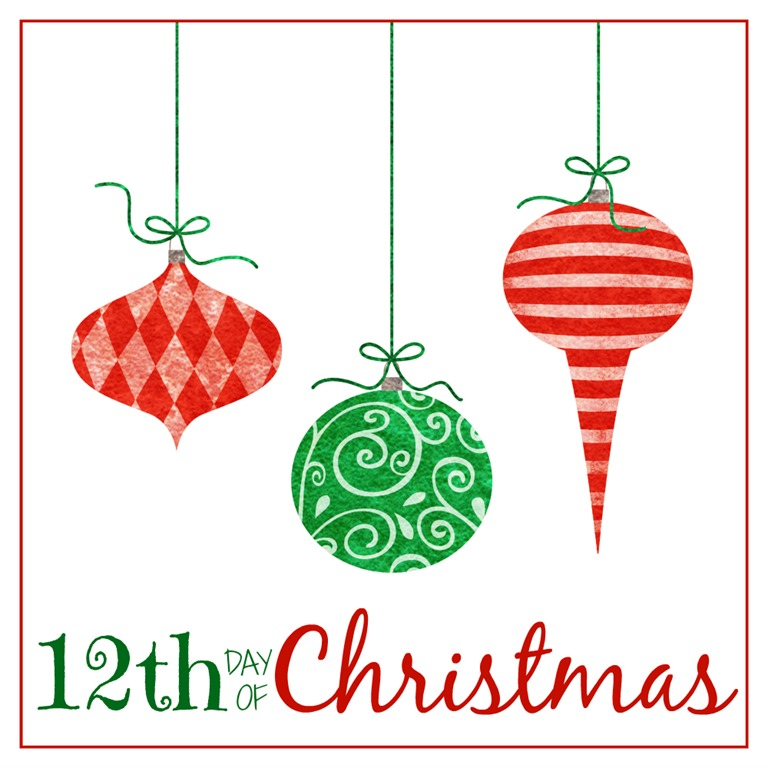 On The 12th Day Of Christmas.12 Days Of Christmas Day Twelve 1000 X 1000 Jpg It All