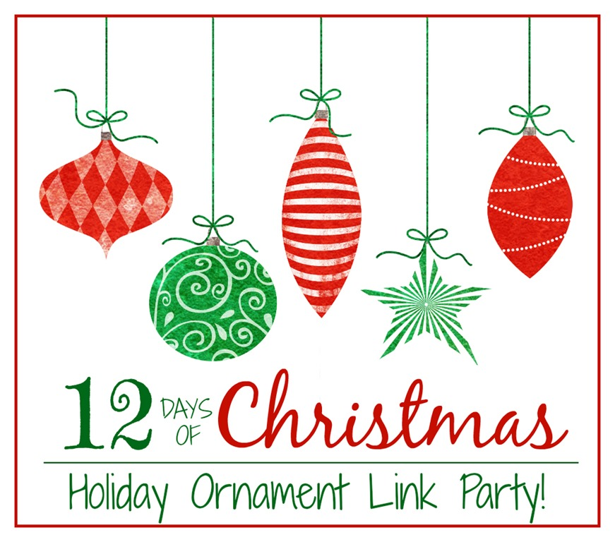 Marching Band Christmas Ornaments Part - 17: 12-days-of-christmas-ornament-link-party