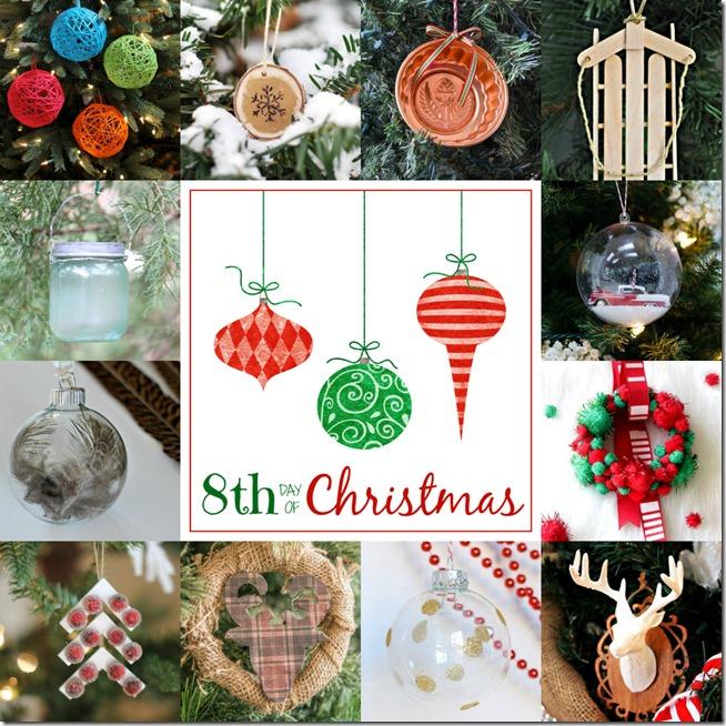 christmas-ornament-craft-ideas Day 8 1000 x 1000