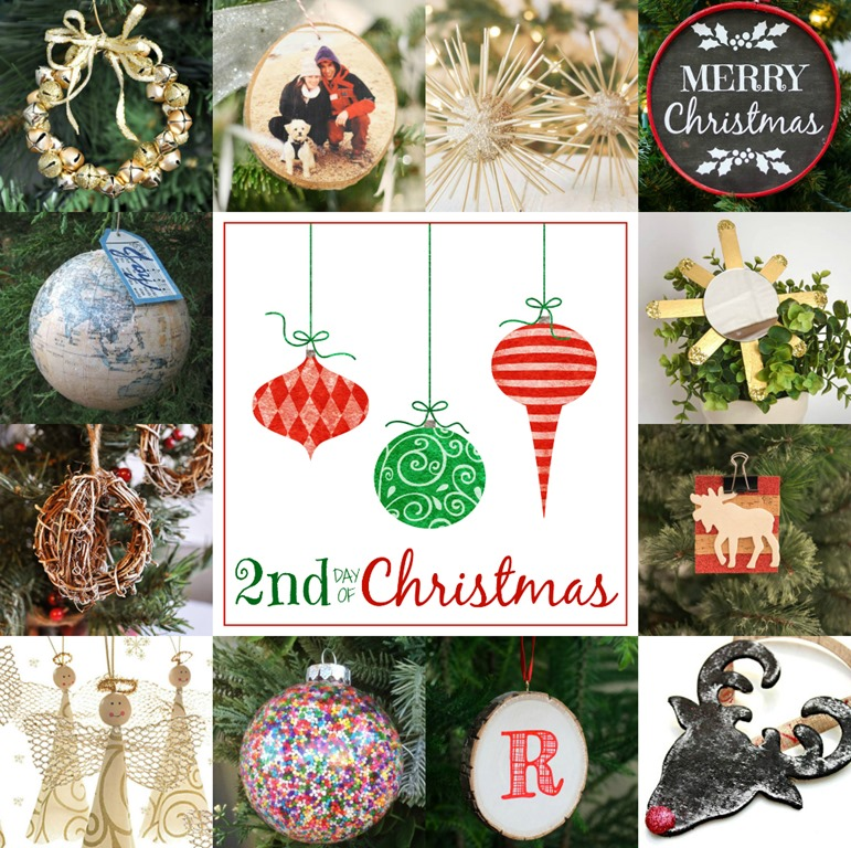 Christmas Ornaments Handmade Diy Ideas Day 2