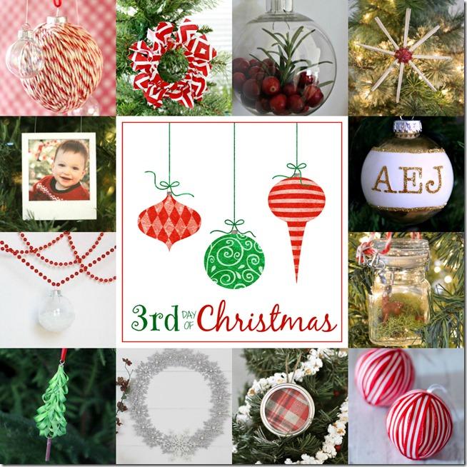 144 Handmade Christmas Ornament Ideas