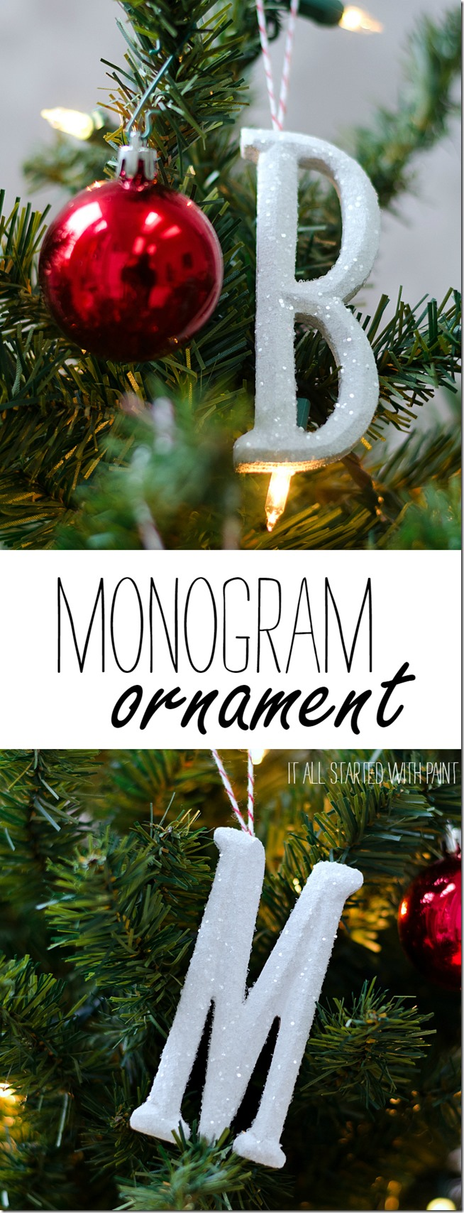 monogram-ornament-christmas-craft-ideas