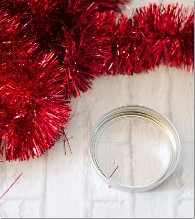 Mason Jar Craft Ideas for Christmas
