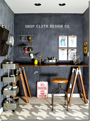 chalkboard-wall-sawhorse-desk-craft-space-5 2