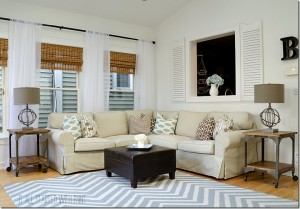 how to hang shutters