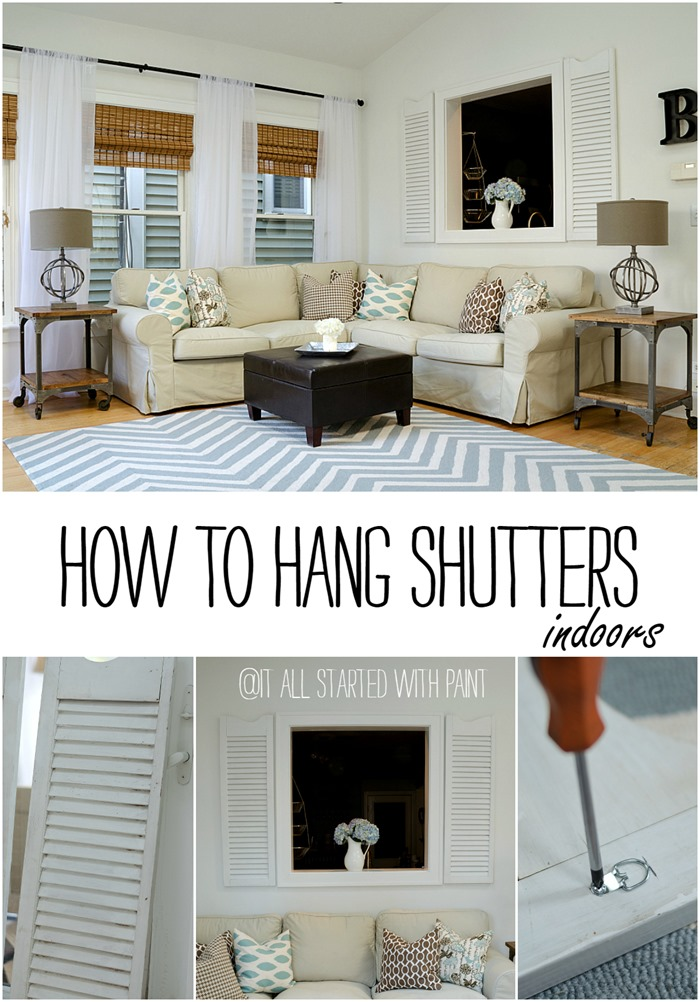 how-to-hang-shutters-indoors